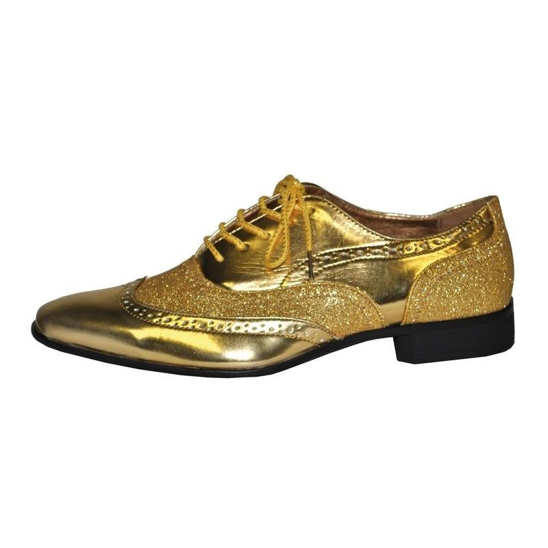 0b2f6bf9501 Gouden heren schoenen bestellen - Shoppartners Homeshopping