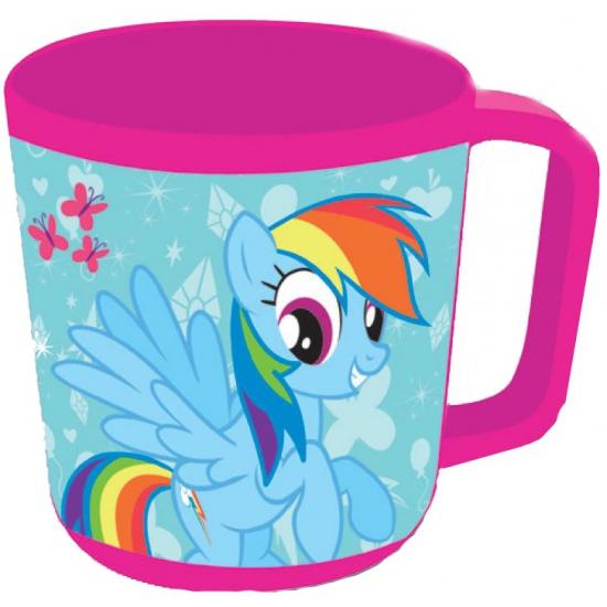 74a77a2e1a9 Plastic My Little Pony beker 350 ml bestellen - Shoppartners ...