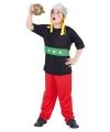 3-delig Gallier kostuum voor kinderen