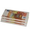 50 Euro servetten 10 stuks