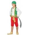 Arabier kostuum voor jongens