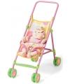 Baby Stella poppen buggy