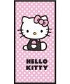 Badlaken Hello Kitty 70 x 140 cm