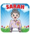 Bierviltjes Sarah