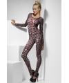 Bodysuit met luipaard print voor dames