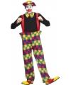 Clowns kostuum voor volwassenen