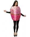 Cupcake kostuum voor volwassenen
