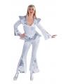 Dancing queen kostuum voor dames