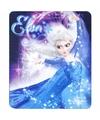 Frozen fleecedeken Elsa 120 x 140 cm