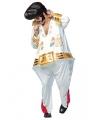 Fun dikke Elvis kostuum voor heren