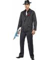 Gangster kostuum voor heren