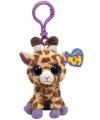 Giraffe Ty Beanie Safari sleutelhanger
