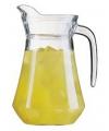 Glazen schenkkan 1,6 liter