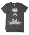 Godfather t-shirt grijs heren