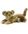 Hansa pluche leeuwen welp knuffel 26 cm