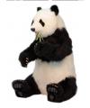 Hansa pluche pandabeer knuffel 130 cm