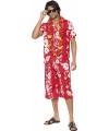 Hawaii blouse en korte broek