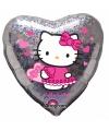 Hello Kitty folie ballon 45 cm
