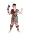 Holbewoner kostuum voor kinderen