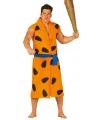Holbewoner kostuum voor volwassenen