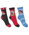 Kindersokken Super Mario 3-pak nr 1