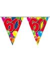 Leeftijd vlaggenlijn 60 jaar