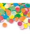 Luxe confetti 1 kilo multicolor