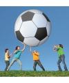 Mega opblaasbare voetbal 180 cm