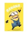 Minions poster Despicable Me Banana 61 x 91 cm