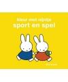 Nijntje kleurboek sport en spel
