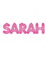 Opblaas Sarah roze