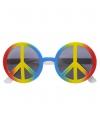 Peace Hippie zonnebril