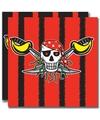 Piraten servetten