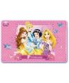 Placemat Disney prinsessen 55 x 35 cm 3D