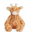 Pluche giraffe Genna 19 cm