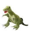 Pluche handpop t-rex 22 cm