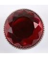Rode robijn chunk 1,8 cm