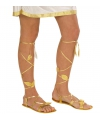 Romeinse gouden sandalen