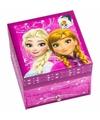 Roze Frozen sieradendoosje voor meisjes