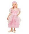 Roze prinsessenjurk kinderen