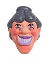 Sarah 50 jaar masker 3D