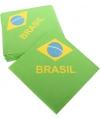Servetten Brazilie
