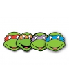 Set van 4 Ninja Turtles maskers