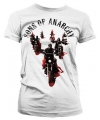 Sons Of Anarchy shirt dames wit