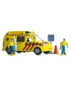 Speelgoed ambulance met figuren