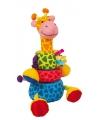 Speelgoed insteek giraffe 24 cm