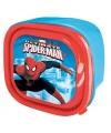 Spiderman broodtrommel 13 cm