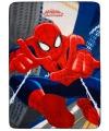 Spiderman fleecedeken model 2