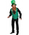St Patricks Day gnoom vest voor heren