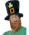 St Patricks day hoed met baard